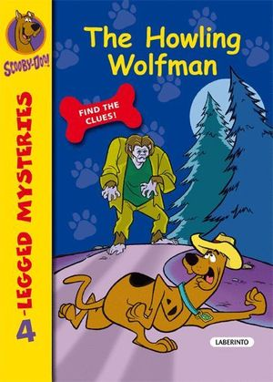 SCOOBY-DOO.THE HOWLING WOLFMAN