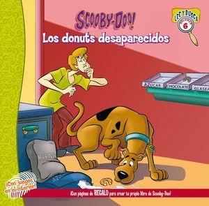 SCOOBY-DOO. LOS DONUTS DESAPARECIDOS