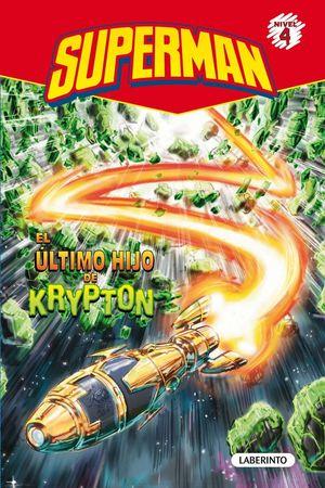 SUPERHEROES DE DC SUPERMAN 01