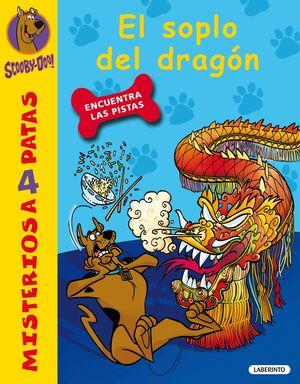 SCOOBY-DOO EL SOPLO DEL DRAGON