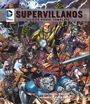DC COMICS: SUPERVILLANOS