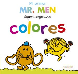 MI PRIMER MR. MEN COLORES