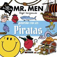 MR. MEN AVENTURA CON LOS PIRATAS