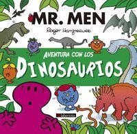 MR. MEN AVENTURA CON LOS DINOSAURIOS