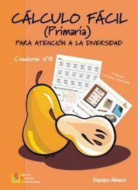 CALCULO FACIL 8 PRIMARIA 2ª EDICION