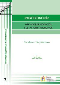 MICROECONOMIA CUADERNO DE PRACTICAS