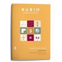 PROBLEMAS RUBIO EVOLUCION, N. 3