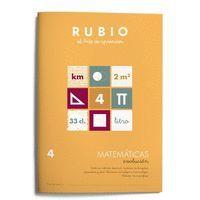 PROBLEMAS RUBIO EVOLUCION, N. 4
