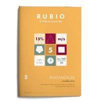 PROBLEMAS RUBIO EVOLUCION, N. 5