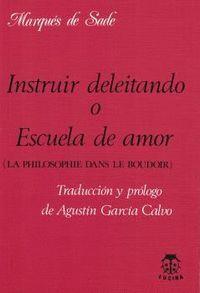 INSTRUIR DELEITANDO/ED.GARCIA CALV