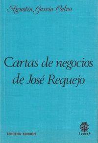 CARTAS DE NEGOCIOS DE JOSE REQUEJO