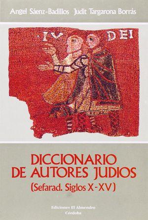 DICCIONARIO DE AUTORES JUDIOS