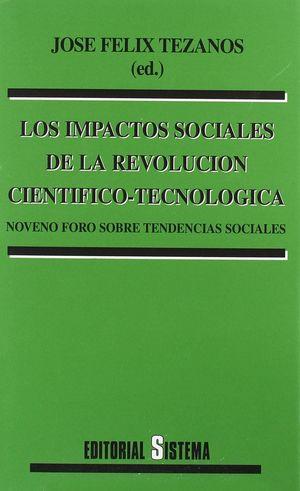 LOS IMPACTOS SOCIALES DE LA REVOLUCIÓN CIENTÍFICO-TECNOLÓGICA