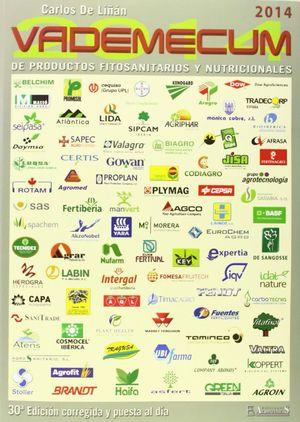 2014 VADEMECUM DE PRODUCTOS FITOSANITARIOS Y NUTRICIONALES