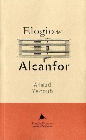 ELOGIO DEL ALCANFOR