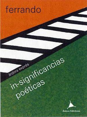IN-SIGNIFICANCIAS POÉTICAS
