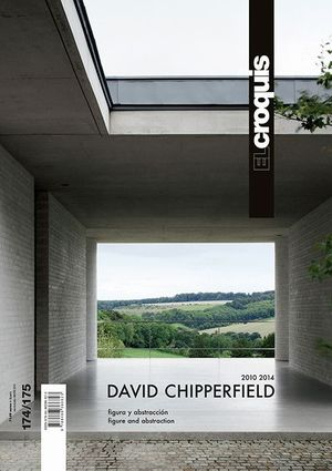 REVISTA CROQUIS 174-175 DAVID CHIPPERFIELD