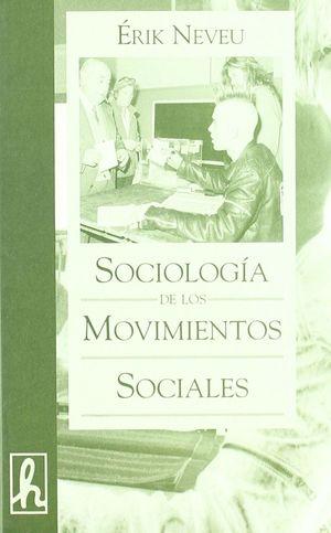 SOCIOLOGIA DE LOS MOVIMIENTOS SOCIALES
