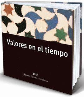 VALORES EN EL TIEMPO