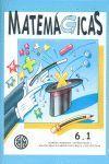 MATEMAGICAS 6.1 E.P.