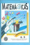 MATEMAGICAS 6.3 OPERACIONES MEDIDAS