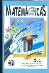 MATEMAGICAS 5.1 EP MASPE NE