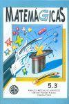 MATEMAGICAS 5.3 EP MASPE NE