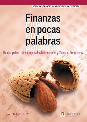 FINANZAS EN POCAS PALABRAS