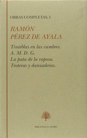 RAMON PEREZ DE AYALA T-1