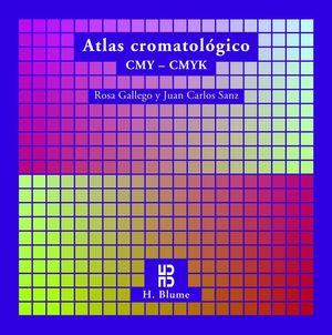 ATLAS CROMATOLÓGICO CMY-CMYK : PARA LA ESPICIFICACIÓN CMY-CMYK LAB. 01 DE 59683 COLORACIONES