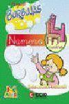 CUADERNO NUMEROS 4 PROYECTO BURBUJAS EDUCACION INFANTIL