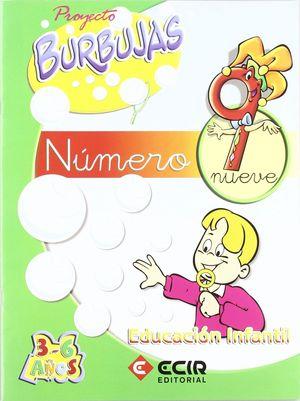 CUADERNO NUMERO 9 PROYECTO BURBUJAS