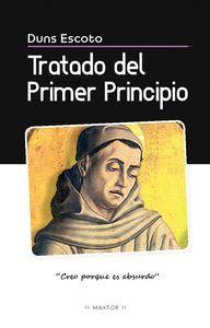 TRATADO DEL PRIMER PRINCIPIO