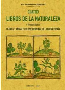 CUATRO LIBROS DE LA NATURALEZA