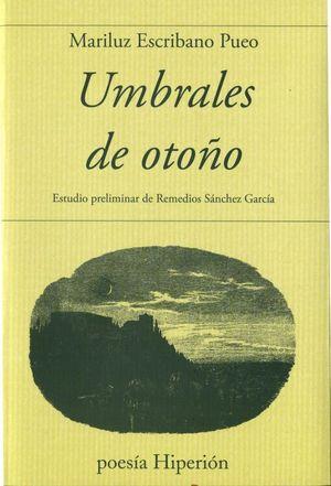 UMBRALES DE OTOÑO