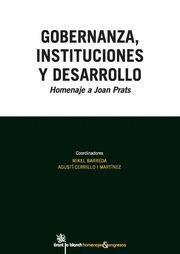 GOBERNANZA, INSTITUCIONES Y DESARROLLO