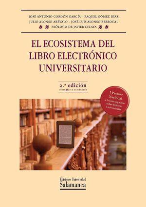 EL ECOSISTEMA DEL LIBRO ELECTRONICO UNIVERSITARIO