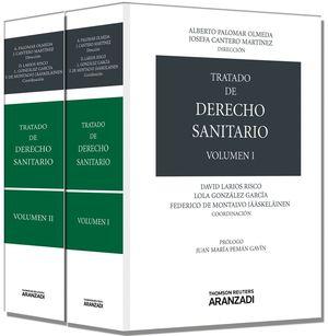 TRATADO DE DERECHO SANITARIO ( 2 TOMOS )