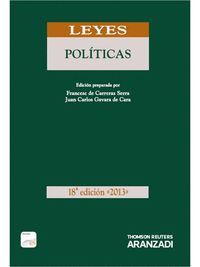 LEYES POLÍTICAS (PAPEL + E-BOOK)