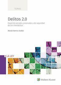 DELITOS 2.0.ASPECTOS PENALES, PROCESALES Y DE SEGURIDAD