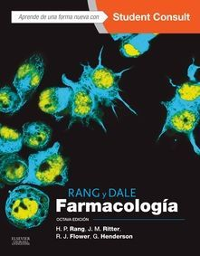 RANG Y DALE : FARMACOLOGÍA (8ª ED.)