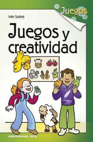JUEGOS Y CREATIVIDAD
