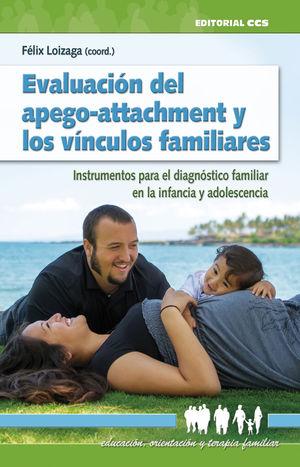 EVALUACIÓN DEL APEGO-ATTACHMENT Y LOS VÍNCULOS FAMILIARES