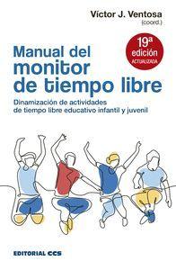 MANUAL DEL MONITOR DE TIEMPO LIBRE 19ªED.ACTUALIZADA