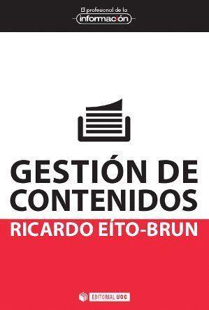 GESTIÓN DE CONTENIDOS
