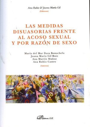 LAS MEDIDAS DISUASORIAS FRENTE AL ACOSO SEXUAL Y POR RAZÓN DE SEXO