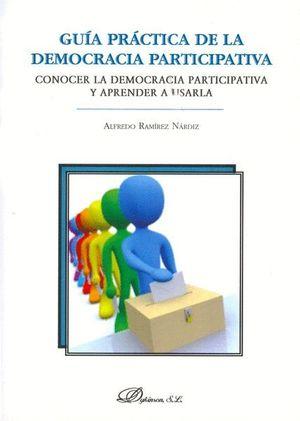 GUÍA PRÁCTICA DE LA DEMOCRACIA PARTICIPATIVA