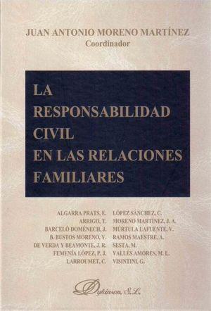 LA RESPONSABILIDAD CIVIL EN LAS RELACIONES FAMILIARES