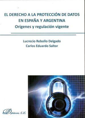 EL DERECHO A LA PROTECCIÓN DE DATOS EN ESPAÑA Y ARGENTINA