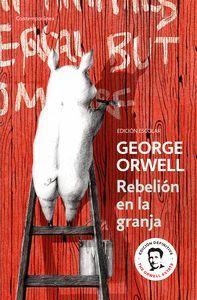 REBELION EN LA GRANJA (EDICION ESCOLAR)